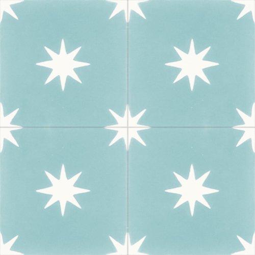 4 cement tiles Mod. 308-A